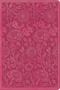 ESV Personal Reference Bible (TruTone, Berry w/Floral Design - Case of 24)