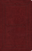 ESV Premium Gift Bible (Imitation Leather, Cordovan w/Vintage Frame Design - Case of 24)