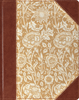ESV Single Column Journaling Bible (Cloth Over Board, Antique Floral Design - Case of 8)