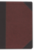 ESV Study Bible (TruTone, Brown/Cordovan w/Portfolio Design - Case of 6)