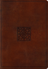 ESV Study Bible (TruTone, Walnut w/Celtic Imprint Design - Case of 6)