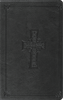 ESV Thinline Bible (TruTone, Charcoal w/Celtic Cross Design - Case of 16)