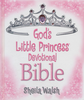 ICB God's Little Princess Devotional Bible, International Children's Bible (Hardcover - Case of 12)