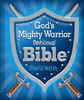 ICB God's Mighty Warrior Devotional Bible, International Children's Bible (Hardcover - Case of 24)