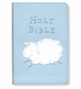 ICB Really Woolly Holy Bible, International Children's Bible (Imitation Leather, Blue - Case of 24)