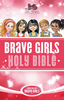 ICB Tommy Nelson's Brave Girls Devotional Bible (Hardcover - Case of 16)