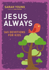 Jesus Always: 365 Devotions for Kids (Hardcover - Case of 24)
