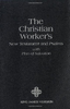 KJV Christian Worker's New Testament And Psalms (Imitation Leather, Black - Case of 160)