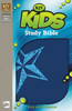 KJV Kids Study Bible (Imitation Leather, Blue - Case of 16)