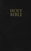 KJV Reference Bible, GIANT PRINT (Imitation Leather, Black - Case of 12)