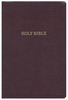 KJV Reference Bible, GIANT PRINT, Indexed (Bonded Leather, Burgundy - Case of 12)