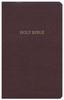 KJV Reference Bible, Personal Size GIANT PRINT, Indexed (Bonded Leather, Burgundy - Case of 12)