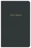 KJV Reference Bible, Personal Size Giant Print (Leather-Look, Black - Case of 12)
