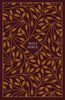 KJV Thinline Reference Bible, Comfort Print (Hardcover, Burgundy/Orange - Case of 24)