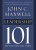 Leadership 101 (Hardcover - Case of 48)