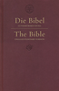 Luther/ESV German/English Parallel Bible (Hardcover, Dark Red - Case of 12)