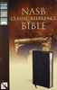 NASB Classic Reference Bible (Bonded Leather, Black - Case of 20)