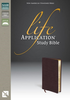NASB Life Application Study Bible (Bonded Leather, Burgundy - Case of 10)
