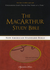 NASB MacArthur Study Bible (Imitation Leather, Black/Tan - Case of 12)