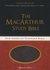 NASB MacArthur Study Bible (Imitation Leather, Brown/Red - Case of 12)