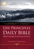 NASB The Charles F. Stanley Life Principles Daily Bible (Paperback - Case of 12)