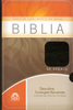 NBD Spanish Gift and Award Bible (NBD Biblia de Regalo y Premio) (Black Imitation Leather - Case of 24)