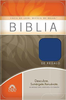 NBD Spanish Gift and Award Bible (NBD Biblia de Regalo y Premio) (Imitation Leather, Blue - Case of 24)