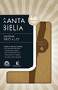 NBD Spanish Gift Bible (NBD Biblia de Regalos) (Beige Imitation Leather - Case of 24)