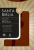 NBD Spanish Gift Bible (NBD Biblia de Regalos) (Brown Imitation Leather - Case of 24)