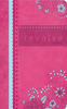 NCV Revolve Bible For Teen Girls (Imitation Leather, Pink - Case of 16)