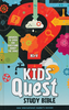 NIrV Kids' Quest Study Bible (Hardcover - Case of 12)