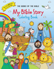 NIrV My Bible Story Coloring Book (Paperback - Case of 34)