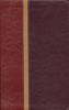 NIV and The Message Side-by-Side Bible (Imitation Leather, Dark Caramel/Black Cherry - Case of 12)