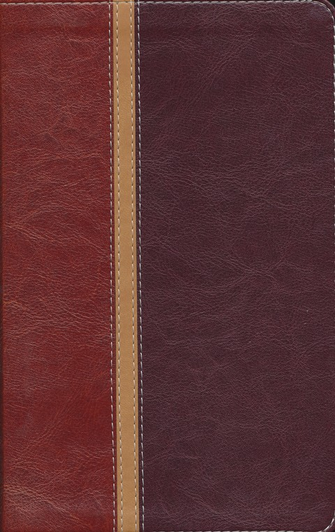 Niv And The Message Side By Side Bible Imitation Leather