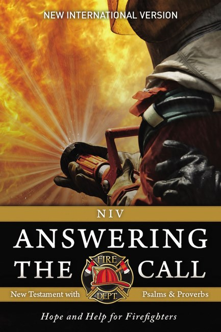 NIV Answering The Call New Testament With Psalms and