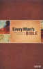 NIV Every Man's Bible (Hardcover - Case of 12)