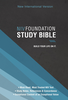 NIV Foundation Study Bible (Hardcover - Case of 8)