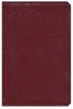 NIV Giant Print Compact Bible (Imitation Leather, Burgundy - Case of 12)