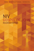 NIV Pocket Gospel of John, Reader's Edition (Paperback - Case of 250)