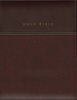 NIV Keepsake Edition Family Bible, Large Print (Imitation Leather, Burgundy - Case of 4)