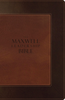 NIV Maxwell Leadership Bible (Imitation Leather, Brown/Light Brown - Case of 12)