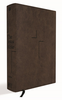 NIV The Jesus Bible (Imitation Leather, Brown - Case of 8)