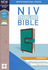 NIV Thinline Bible, Compact (Imitation Leather, Blue/Brown - Case of 36)