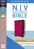 NIV Thinline Bible, Compact (Imitation Leather, Pink/Brown - Case of 36)