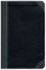 NIV Thinline Bible (Imitation Leather, Black/Gray - Case of 20)