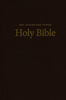 NIV Value Pew Bible (Hardcover, Brown - Case of 16)