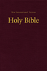 NIV Value Pew Bible (Hardcover, Burgundy - Case of 16)