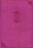 NIV Value Thinline Bible w/LARGE PRINT (Imitation Leather, Pink - Case of 20)