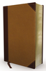 NIV Zondervan Study Bible (Imitation Leather, Tan/Brown - Case of 6)
