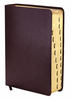 NIV Zondervan Study Bible, Thumb Indexed (Bonded Leather, Burgundy - Case of 6)